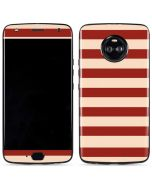 Neutral Stripes Moto X4 Skin