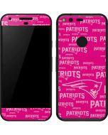 New England Patriots - Blast Pink Google Pixel Skin