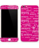 New England Patriots - Blast Pink iPhone 6/6s Plus Skin