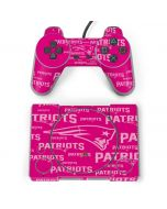 New England Patriots - Blast Pink PlayStation Classic Bundle Skin