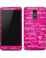New England Patriots - Blast Pink Stylo 2 Skin