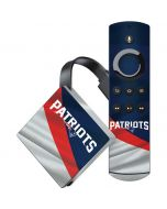 New England Patriots Amazon Fire TV Skin