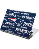 New England Patriots Blast Yoga 910 2-in-1 14in Touch-Screen Skin