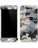 New England Patriots Camo iPhone 6/6s Plus Skin