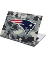 New England Patriots Camo Yoga 910 2-in-1 14in Touch-Screen Skin