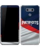 New England Patriots LG G6 Skin
