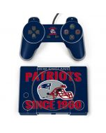 New England Patriots Helmet PlayStation Classic Bundle Skin