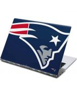 New England Patriots Large Logo Yoga 910 2-in-1 14in Touch-Screen Skin