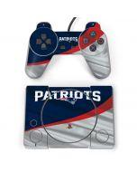 New England Patriots PlayStation Classic Bundle Skin