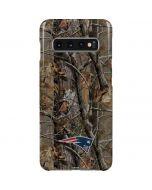 New England Patriots Realtree AP Camo Galaxy S10 Lite Case