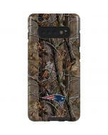 New England Patriots Realtree AP Camo Galaxy S10 Plus Pro Case