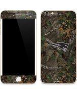 New England Patriots Realtree Xtra Green Camo iPhone 6/6s Plus Skin