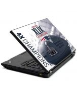 New England Patriots Super Bowl Champs T440s Skin