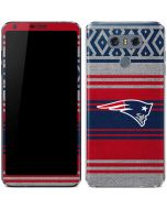 New England Patriots Trailblazer LG G6 Skin