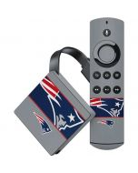 New England Patriots Zone Block Amazon Fire TV Skin