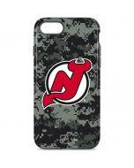 New Jersey Devils Camo iPhone 8 Pro Case