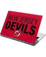 New Jersey Devils Lineup Yoga 910 2-in-1 14in Touch-Screen Skin