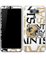 New Orleans Saints - Blast LG G6 Skin