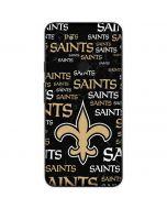 New Orleans Saints Black Blast Google Pixel 3a Skin