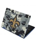 New Orleans Saints Camo Aspire R11 11.6in Skin
