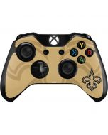 New Orleans Saints Double Vision Xbox One Controller Skin