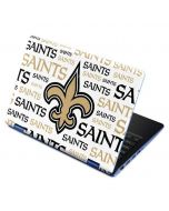New Orleans Saints Gold Blast Aspire R11 11.6in Skin