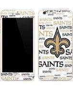 New Orleans Saints Gold Blast iPhone 6/6s Plus Skin