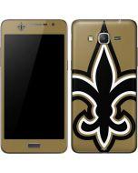 New Orleans Saints Large Logo Galaxy Grand Prime Skin