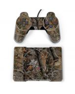 New Orleans Saints Realtree AP Camo PlayStation Classic Bundle Skin