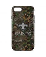New Orleans Saints Realtree Xtra Green Camo iPhone 8 Pro Case