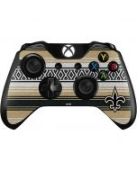 New Orleans Saints Trailblazer Xbox One Controller Skin