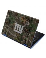 New York Giants Realtree Xtra Green Camo Aspire R11 11.6in Skin