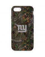 New York Giants Realtree Xtra Green Camo iPhone 8 Pro Case