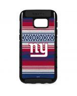 New York Giants Trailblazer Galaxy S7 Edge Cargo Case