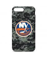 New York Islanders Camo iPhone 7 Plus Pro Case