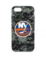 New York Islanders Camo iPhone 8 Pro Case