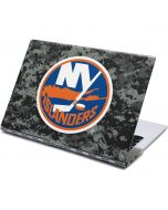 New York Islanders Camo Yoga 910 2-in-1 14in Touch-Screen Skin