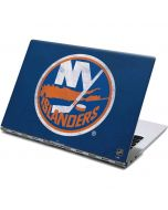 New York Islanders Distressed Yoga 910 2-in-1 14in Touch-Screen Skin