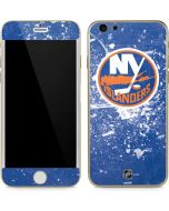 New York Islanders Frozen iPhone 6/6s Skin