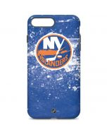 New York Islanders Frozen iPhone 7 Plus Pro Case
