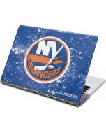 New York Islanders Frozen Yoga 910 2-in-1 14in Touch-Screen Skin
