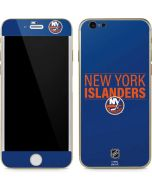 New York Islanders Lineup iPhone 6/6s Skin