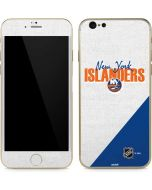 New York Islanders Script iPhone 6/6s Skin