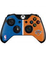 New York Knicks Canvas Xbox One Controller Skin