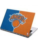 New York Knicks Canvas Yoga 910 2-in-1 14in Touch-Screen Skin