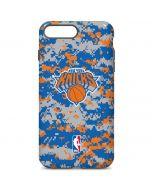 New York Knicks Digi Camo iPhone 7 Plus Pro Case
