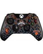 New York Knicks Digi Xbox One Controller Skin