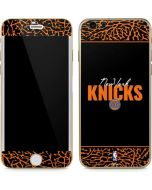 New York Knicks Elephant Print iPhone 6/6s Skin