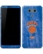 New York Knicks Hardwood Classics LG G6 Skin