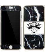 New York Knicks Marble iPhone 6/6s Skin